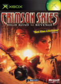 Crimson Skies: High Road to Revenge Xbox 360 Front Cover