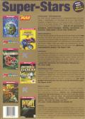 Super-Stars: 6 Mega Games für Mega Spaß Windows Back Cover