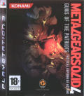 Metal Gear Solid 4: Guns of the Patriots PlayStation 3 Other Keep Case - Front
