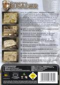 FireFly Studios' Stronghold Crusader Windows Other Keep Case (Back)