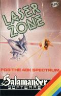 Laser Zone ZX Spectrum Front Cover