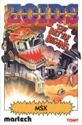 Zoids MSX Front Cover