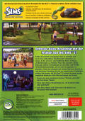 The Sims 3 (Collector's Edition Pre-Order Pack) Windows Back Cover