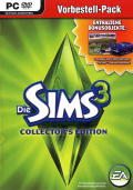 The Sims 3 (Collector's Edition Pre-Order Pack) Windows Front Cover