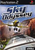 Sky Odyssey PlayStation 2 Front Cover
