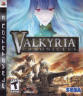 Valkyria Chronicles PlayStation 3 Front Cover
