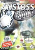 ANSTOSS 2005: Der Fussballmanager Windows Front Cover