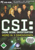 CSI: Crime Scene Investigation - 3 Dimensions of Murder Windows Front Cover