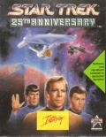 Star Trek: 25th Anniversary DOS Front Cover