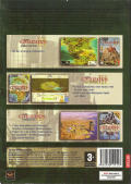 Sid Meier's Civilization III: Complete Windows Back Cover
