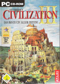 Sid Meier's Civilization III: Complete Windows Other Keep Case Civilization III Front