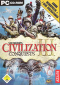Sid Meier's Civilization III: Complete Windows Other Keep Case Conquests Front