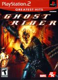 Ghost Rider PlayStation 2 Front Cover