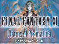 Final Fantasy XI Online: Chains of Promathia Windows Front Cover
