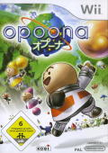 Opoona Wii Front Cover