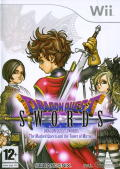 Dragon Quest Swords: The Masked Queen and the Tower of Mirrors Wii Front Cover