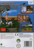 The Sims 2: Pets Wii Back Cover