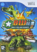 BWii: Battalion Wars 2 Wii Front Cover