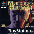 Machine Hunter PlayStation Front Cover
