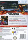 Rockstar Games presents Table Tennis Wii Back Cover