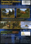 Cabela's Big Game Hunter 2005 Adventures Xbox Back Cover