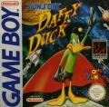 Daffy Duck Game Boy Front Cover
