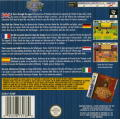 The Legend of Zelda: Oracle of Ages Game Boy Color Back Cover