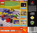 LEGO Racers PlayStation Back Cover