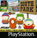 South Park PlayStation Front Cover