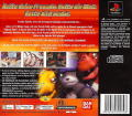 Digimon World 3 PlayStation Back Cover