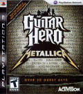 Guitar Hero: Metallica PlayStation 3 Front Cover