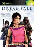 Dreamfall: The Longest Journey Xbox 360 Front Cover