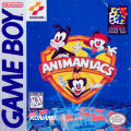 Animaniacs Game Boy Front Cover