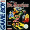 Dr. Franken Game Boy Front Cover