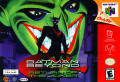 Batman Beyond: Return of the Joker Nintendo 64 Front Cover