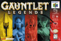 Gauntlet: Legends Nintendo 64 Front Cover