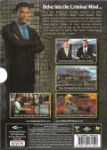 Law & Order: Criminal Intent Windows Back Cover