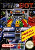 Pin-Bot NES Front Cover