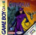 Catwoman Game Boy Color Front Cover
