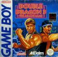 Double Dragon III: The Sacred Stones Game Boy Front Cover