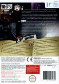 ObsCure: The Aftermath Wii Back Cover