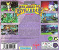 The Legend of Kyrandia: Book 3 - Malcolm's Revenge DOS Other Jewel Case - Back