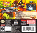 Dynasty Warriors DS: Fighter's Battle Nintendo DS Back Cover