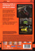 Need for Speed: Underground Windows Back Cover