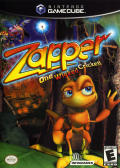 Zapper: One Wicked Cricket! GameCube Front Cover