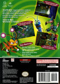 Zapper: One Wicked Cricket! GameCube Back Cover