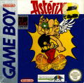 Astérix Game Boy Front Cover