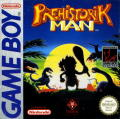 Prehistorik Man Game Boy Front Cover