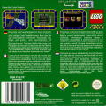 LEGO Stunt Rally Game Boy Color Back Cover