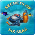 Secrets of Six Seas Windows Front Cover